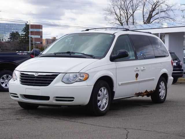 Chrysler TOWN & COUNTRY 2007 $2399.00 incacar.com