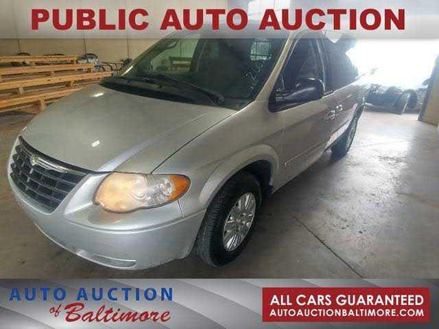 Chrysler TOWN & COUNTRY 2007 $1300.00 incacar.com