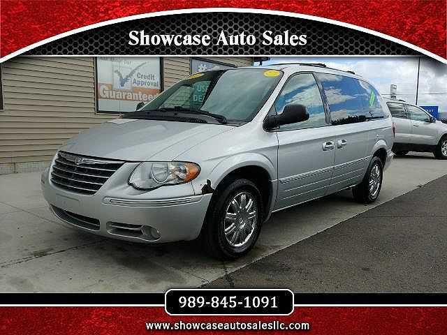 Chrysler TOWN & COUNTRY 2007 $2495.00 incacar.com