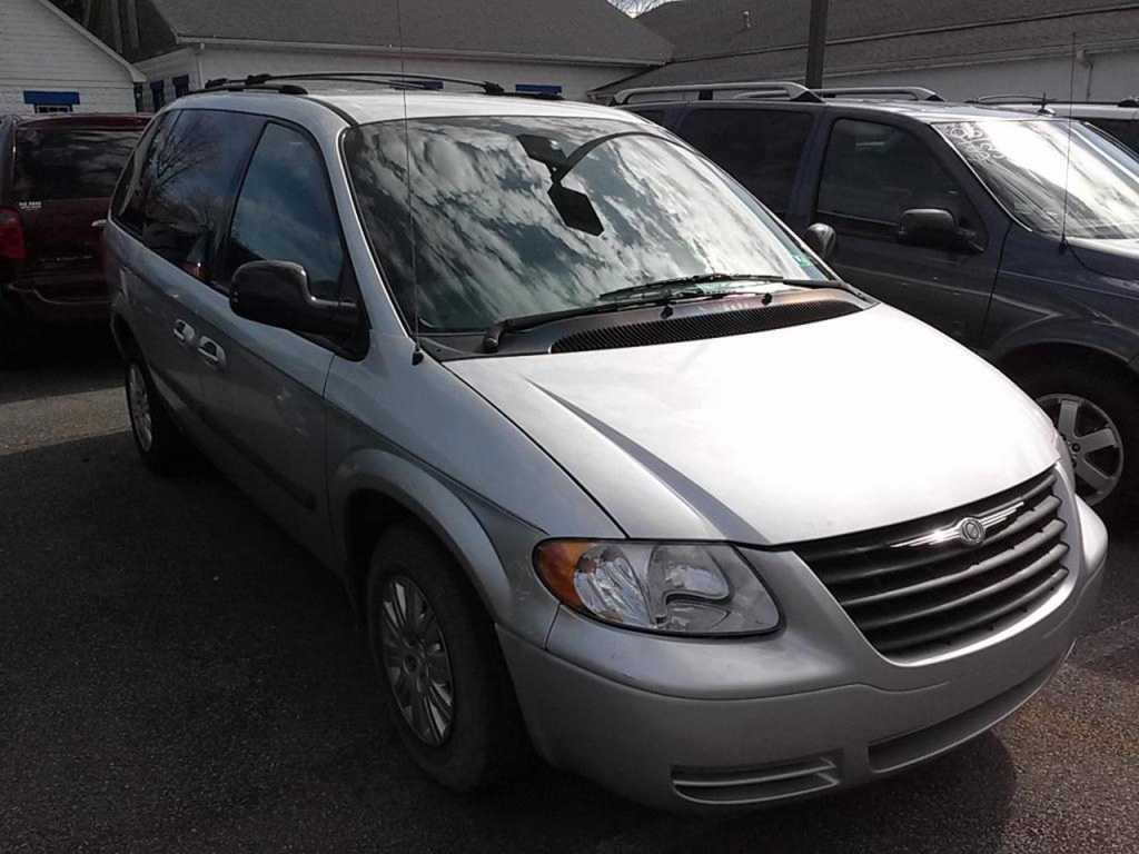 Chrysler TOWN & COUNTRY 2007 $4995.00 incacar.com