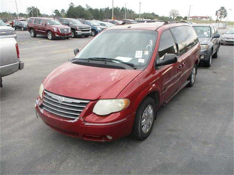 Chrysler TOWN & COUNTRY 2007 $850.00 incacar.com