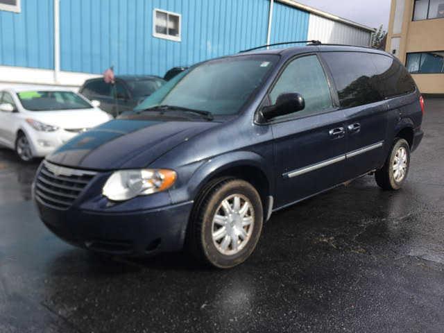 Chrysler TOWN & COUNTRY 2007 $2295.00 incacar.com