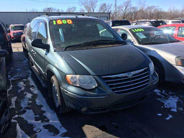 Chrysler TOWN & COUNTRY 2007 $3995.00 incacar.com