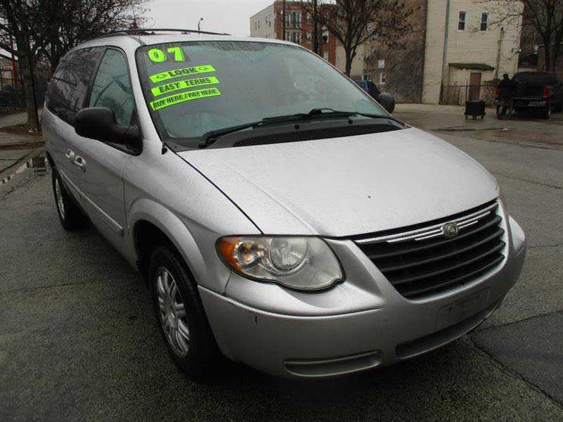 Chrysler TOWN & COUNTRY 2007 $2495.00 incacar.com