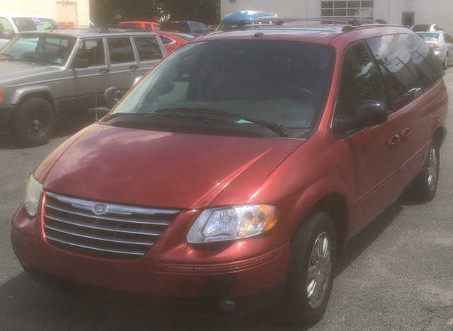 Chrysler TOWN & COUNTRY 2007 $1988.00 incacar.com