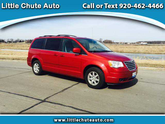 Chrysler TOWN & COUNTRY 2008 $5995.00 incacar.com