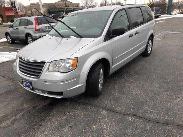Chrysler TOWN & COUNTRY 2008 $9995.00 incacar.com