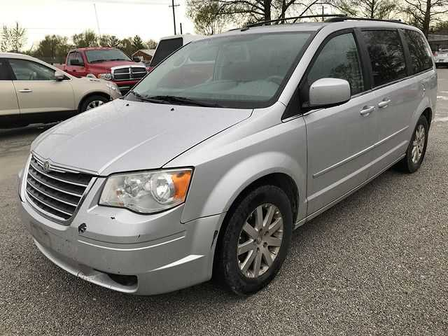 used Chrysler TOWN & COUNTRY 2008 vin: 2A8HR54P58R687774