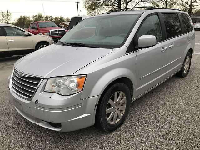 Chrysler TOWN & COUNTRY 2008 $1999.00 incacar.com