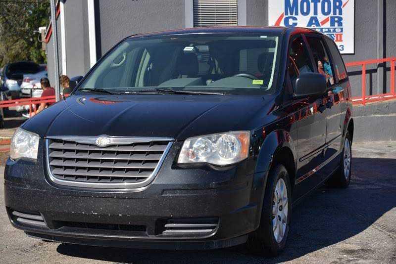 Chrysler TOWN & COUNTRY 2008 $1000.00 incacar.com
