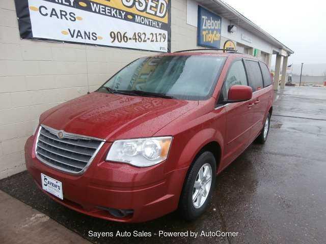 Chrysler TOWN & COUNTRY 2008 $6995.00 incacar.com