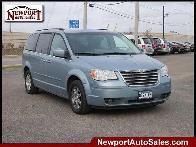 Chrysler TOWN & COUNTRY 2008 $4900.00 incacar.com