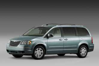 Chrysler TOWN & COUNTRY 2008 $5995.00 incacar.com