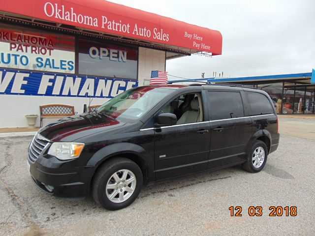 used Chrysler TOWN & COUNTRY 2008 vin: 2A8HR54P28R699154