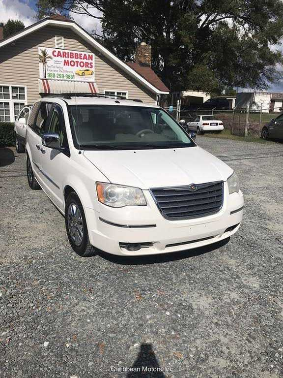 used Chrysler TOWN & COUNTRY 2008 vin: 2A8HR64X88R624187