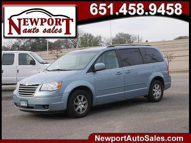 Chrysler TOWN & COUNTRY 2008 $4900.00 incacar.com