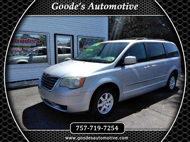 Chrysler TOWN & COUNTRY 2009 $5495.00 incacar.com
