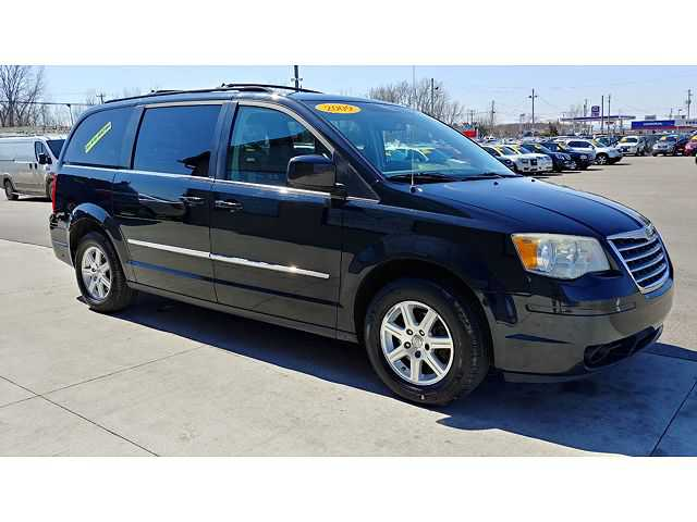 Chrysler TOWN & COUNTRY 2009 $3495.00 incacar.com