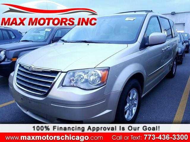 Chrysler TOWN & COUNTRY 2010 $8610.00 incacar.com