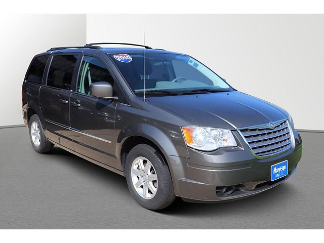 used Chrysler TOWN & COUNTRY 2010 vin: 2A4RR5D19AR451586