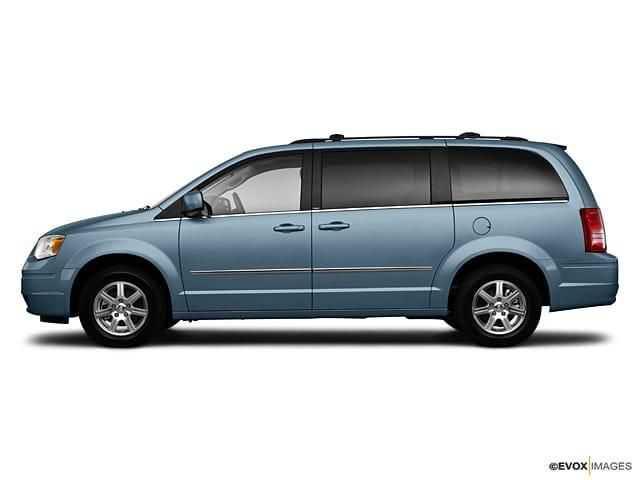 Chrysler TOWN & COUNTRY 2010 $6481.00 incacar.com