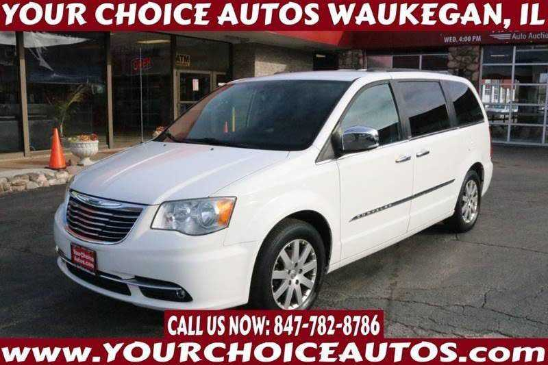 used Chrysler TOWN & COUNTRY 2011 vin: 2A4RR8DG4BR799366