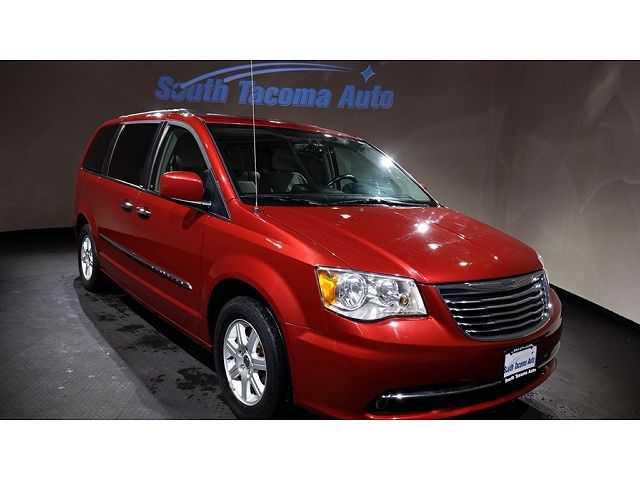 Chrysler TOWN & COUNTRY 2011 $10988.00 incacar.com