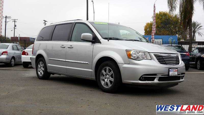 Chrysler TOWN & COUNTRY 2012 $500.00 incacar.com