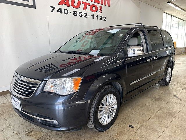 used Chrysler TOWN & COUNTRY 2013 vin: 2C4RC1CGXDR623988