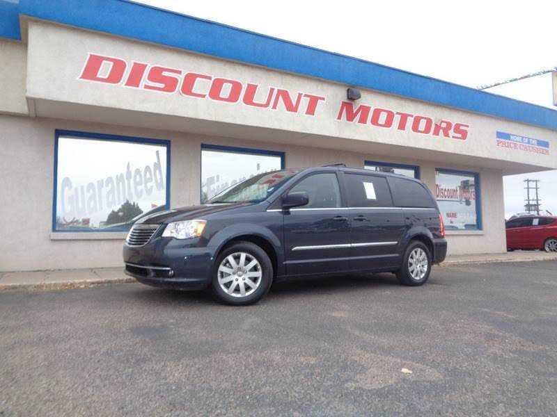 Chrysler TOWN & COUNTRY 2014 $15444.00 incacar.com