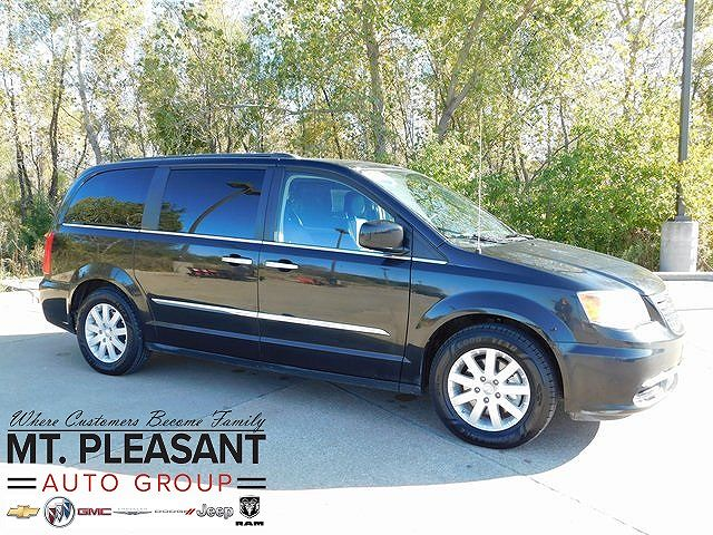 used Chrysler TOWN & COUNTRY 2015 vin: 2C4RC1BGXFR657370