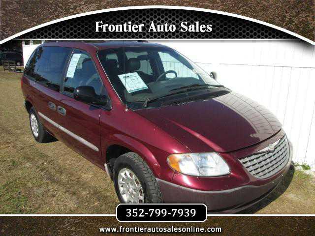 Chrysler Voyager 2001 $3295.00 incacar.com