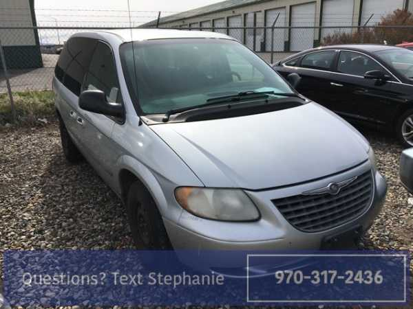 Chrysler Voyager 2001 $1799.00 incacar.com