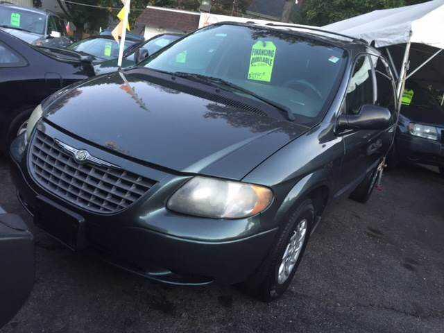Chrysler Voyager 2002 $3995.00 incacar.com