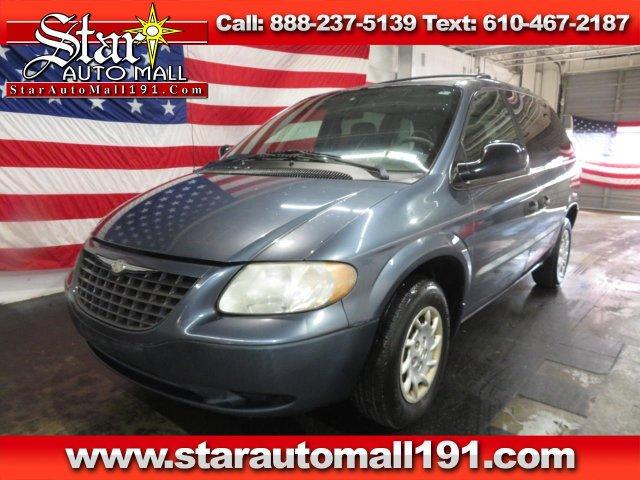 Chrysler Voyager 2002 $2277.00 incacar.com