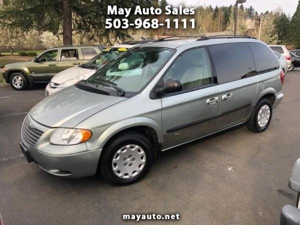 Chrysler Voyager 2003 $3495.00 incacar.com