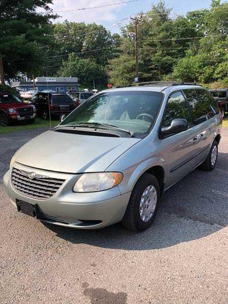 Chrysler Voyager 2003 $4495.00 incacar.com