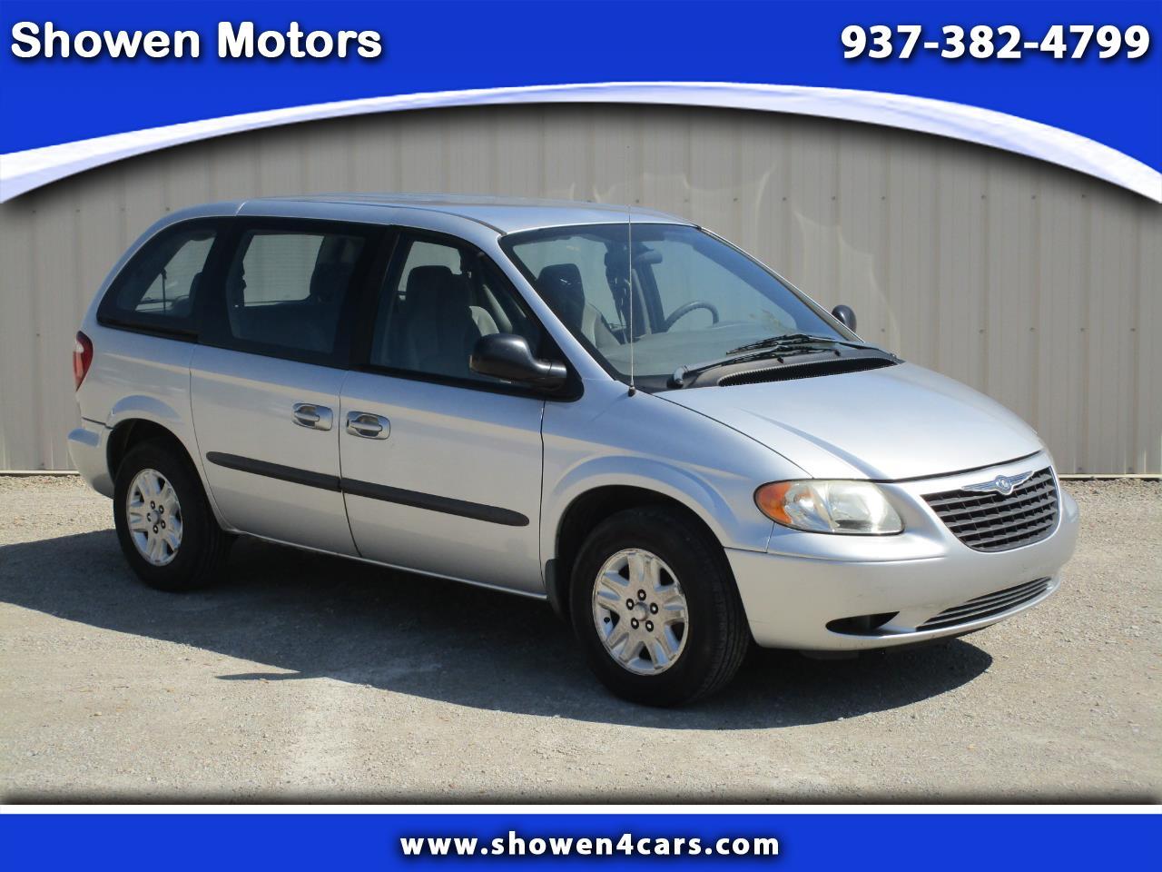 Chrysler Voyager 2003 $3200.00 incacar.com