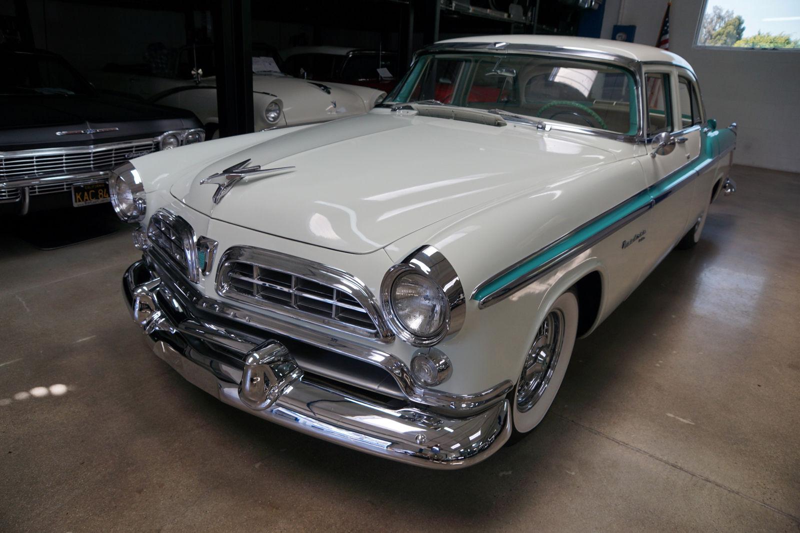 Chrysler Windsor 1955 $18475.00 incacar.com