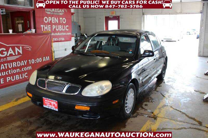 Daewoo Leganza 2002 $600.00 incacar.com