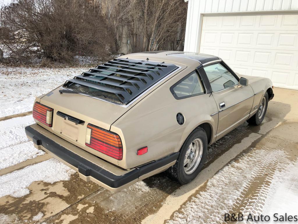 Datsun 280ZX 1983 $5000.00 incacar.com