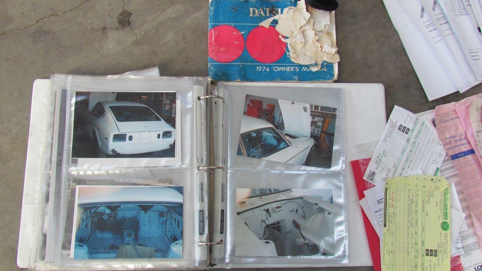 Datsun Z-Series 1974 $17950.00 incacar.com