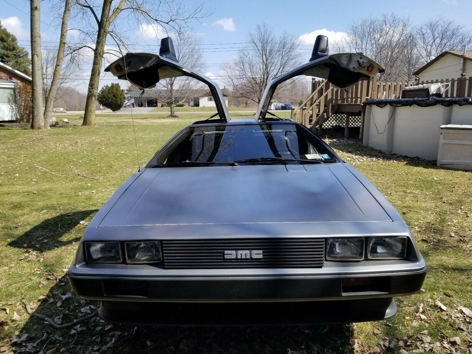 DeLorean DMC-12 1981 $45000.00 incacar.com