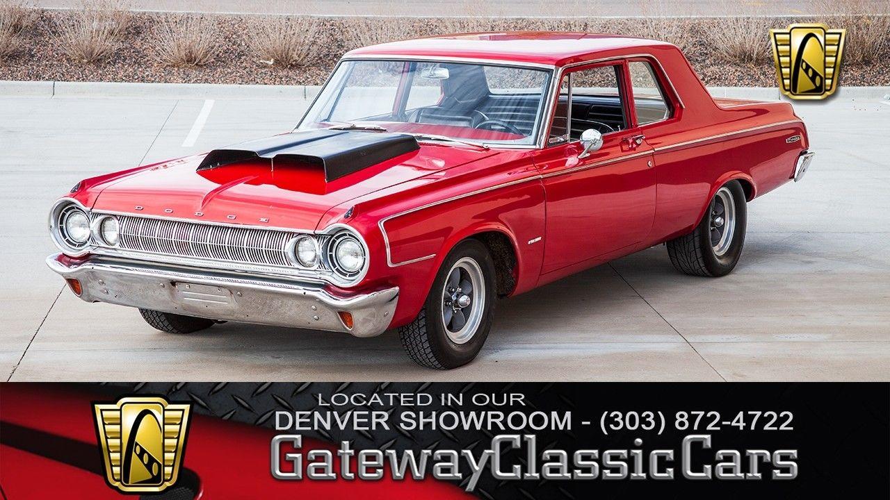 Dodge 330 1964 $53000.00 incacar.com