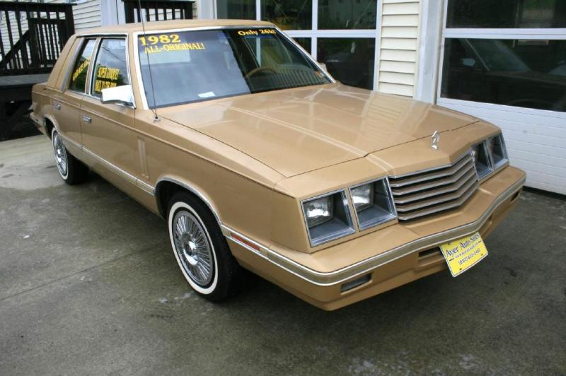Dodge 400 1982 $3995.00 incacar.com