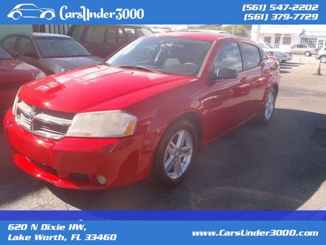 Dodge Avenger 2009 $3500.00 incacar.com