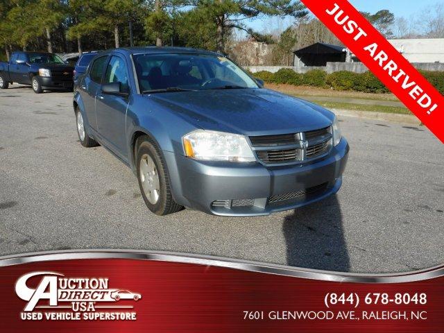 Dodge Avenger 2009 $6399.00 incacar.com