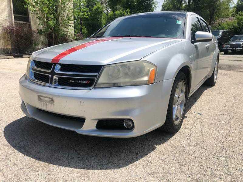 Dodge Avenger 2011 $3400.00 incacar.com