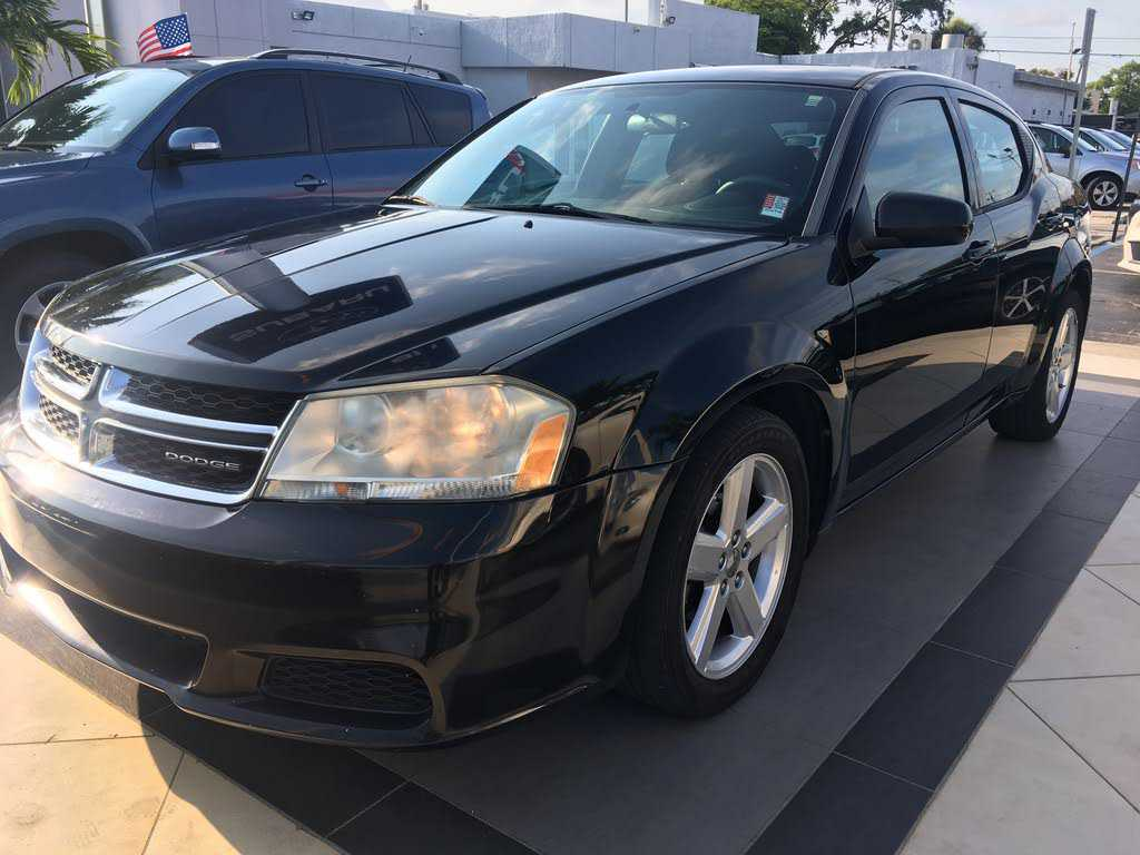 Dodge Avenger 2011 $2900.00 incacar.com