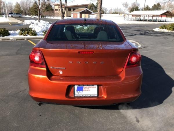 Dodge Avenger 2012 $3995.00 incacar.com